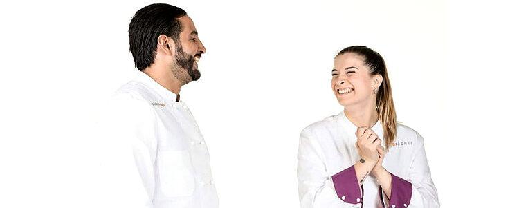 Top Chef Sarah Mainguy x Mohamed Cheikh.